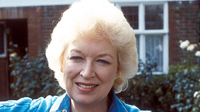 June Whitfield Dead